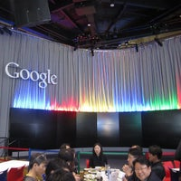 Photo taken at Googleplex - Charlie's Cafe by David G. on 5/17/2013