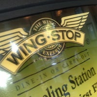 Photo taken at Wingstop by Geoffrey G. on 7/20/2013