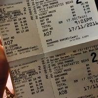 Photo taken at Golden Screen Cinemas (GSC) by Atetema on 11/17/2016