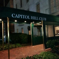 Photo taken at Capitol Hill Club by Shane T. on 12/10/2012