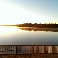 Photo taken at Ruttger's Bay Lake Lodge by Jose D. on 10/15/2014