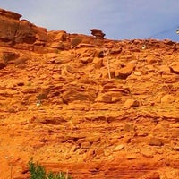 Photo taken at Moab Valley Rv by Dave O. on 7/28/2013