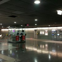 Photo taken at Metro De Ferrari (M1) by Filip F. on 9/4/2016