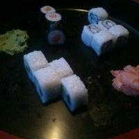 Photo taken at GINGER | ķīniešu virtuve, suši bārs by Anita M. on 12/4/2013