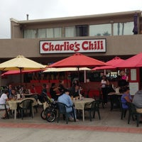 Photo taken at Charlie's Chili by Kevin C. on 10/20/2012