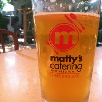 Photo taken at Matty's Bar, Grill & Catering by Heather T. on 6/16/2013