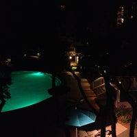 Photo taken at Marriott's Barony Beach Club by Justin B. on 5/14/2013