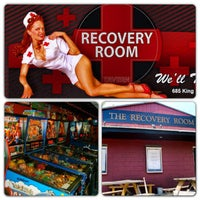 Photo taken at Recovery Room by Insta C. on 5/8/2013