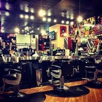 Photo taken at Floyd's 99 Barbershop by Kris M. on 3/14/2013