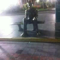 Photo taken at Plaza De Armas by Alvaro P. on 6/3/2013