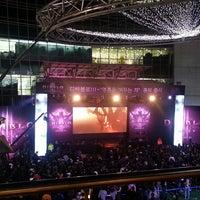Photo taken at I'Park Mall by Hana L. on 3/24/2014