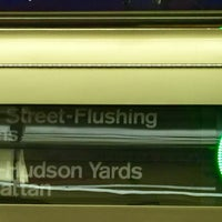 Photo taken at MTA Subway - 33rd St/Rawson St (7) by Racky S. on 10/20/2015