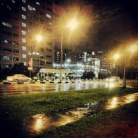 Photo taken at South View LRT Station (BP2) by malfaire on 2/21/2013