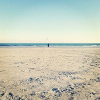 Photo taken at First Beach by Andrea F. on 9/20/2013