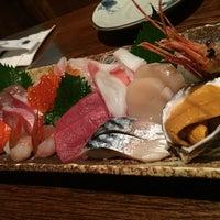 Photo taken at Kibune Sushi by Kathy P. on 11/3/2014