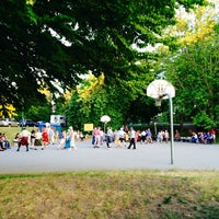 Photo taken at Stanley Park Children's Area by Kathy P. on 6/16/2015