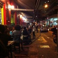 Photo taken at Violeta Bar & Restaurante by Flávio S. on 1/24/2013