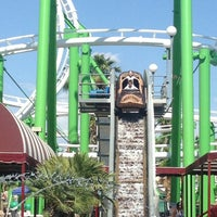 Photo taken at Castles N' Coasters by Emily J. on 5/12/2013
