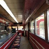 Photo taken at Mickey's Diner by Jessamyn W. on 7/7/2013