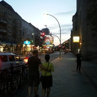Photo taken at Rathaus Berlin-Neukölln by Yelyam E. on 7/17/2013