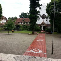 Photo taken at SD. Regina Pacis - Bogor by Carlos L. on 4/8/2013