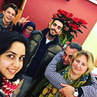 Photo taken at La taverna di Julio by Niloufar K. on 12/23/2015