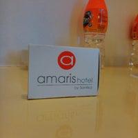 Photo taken at Amaris Hotel Banjar by niko m. on 12/29/2013