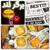 Foto tomada en Burger Land | برگرلند por Nima C. el 5/24/2013