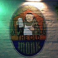 Photo taken at The Old Monk by Ben H. on 4/20/2013