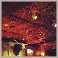 Photo taken at The Driskill Bar by chuckdafonk F. on 3/17/2013