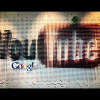 Photo taken at Google YouTube by chuckdafonk F. on 10/5/2012