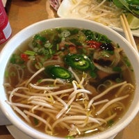 Photo taken at Pho May Noodle Soup by Sophie H. on 10/3/2013