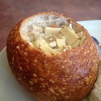 Photo taken at Panera Bread by Bill C. on 6/18/2013