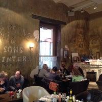 Photo taken at Greg Cafe by aurelie f. on 1/2/2016