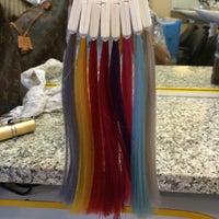 Photo taken at Costanza's Hairdresser by loredana on 9/5/2014