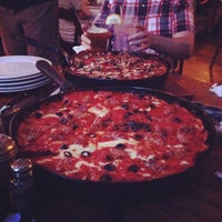 Photo taken at Pequod's Pizzeria by Lester L. on 7/20/2013