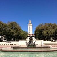 Photo taken at The University of Texas at Austin by Masashi S. on 3/10/2013