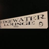 Photo taken at Edgewater Lounge by Bob W. on 4/25/2013