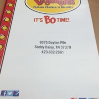 Photo taken at Bojangles' Famous Chicken 'n Biscuits by Beth R. on 6/12/2015