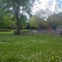 Photo taken at Belmont Park by Raven D. on 5/23/2013