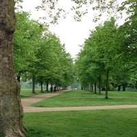 Photo taken at Hyde Park by Vera G. on 5/22/2013