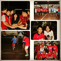 Photo taken at Arena Futsal by Ridic T. on 10/18/2013