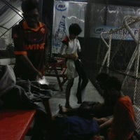 Photo taken at Arena Futsal by Ridic T. on 7/17/2013