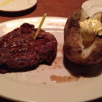 Photo taken at Montana Mike's Steakhouse by Chris G. on 11/9/2014