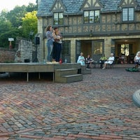 Photo taken at Illinois Shakespeare Festival by Chase C. on 7/29/2015