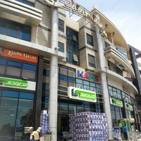 Photo taken at Seven Stars Mall by Ahmed K. on 5/20/2013