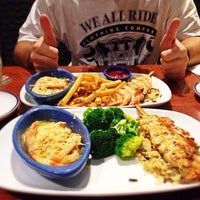 Photo taken at Red Lobster by Jon W. on 10/14/2012