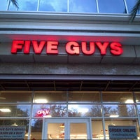 Photo taken at Five Guys by MsMs on 7/13/2013