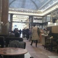 Photo taken at Starbucks by Bérangère B. on 4/3/2011