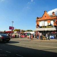 Photo taken at Longsight Market by Al H. on 10/9/2011